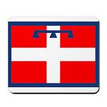 Piemonte Flag Mousepad