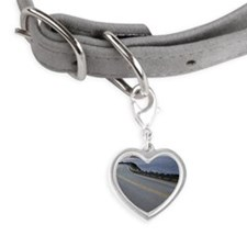 Pacific Coast Highway, Highway Small Heart Pet Tag
