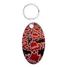 Natinal symbol of Canda Keychains