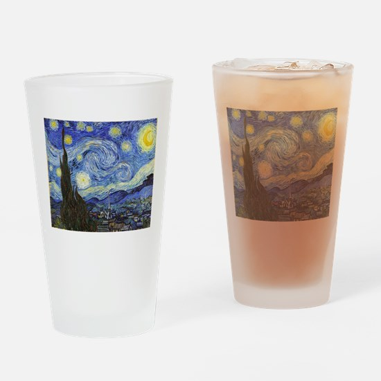 Starry Night - Van Gogh Drinking Glass