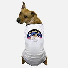 Three Bichons Dog T-Shirt