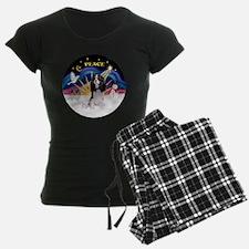 Tri Cavalier Pajamas