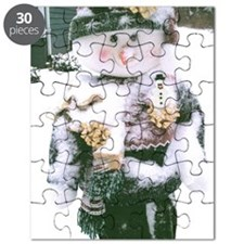 I Love Snowdays With You. Puzzle