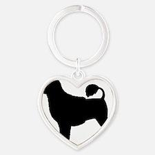 portiebiz Heart Keychain