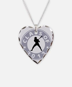 Class Of 2013 Baseball Necklace