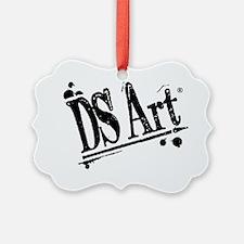DS Art logo Ornament