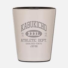 Kabukicho Athletic Dept. Shot Glass