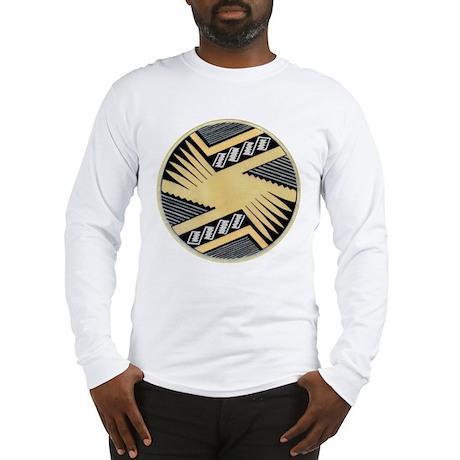 MIMBRES WING BOWL DESIGN Long Sleeve T-Shirt