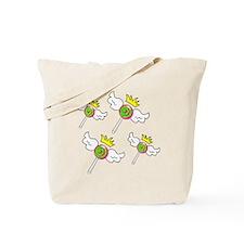 Lolliland Royalty Tote Bag