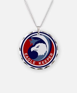 F-15 Eagle Keeper Necklace