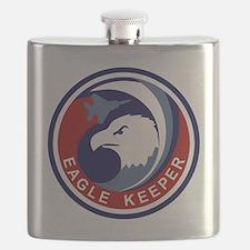 F-15 Eagle Keeper Flask