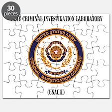 Army Criminal Investigation Laboratory (USA Puzzle