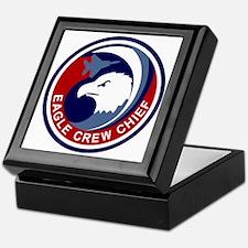 F-15 Eagle Crew Chief Keepsake Box