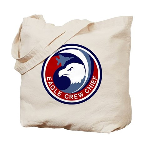 F-15 Eagle Crew Chief Tote Bag