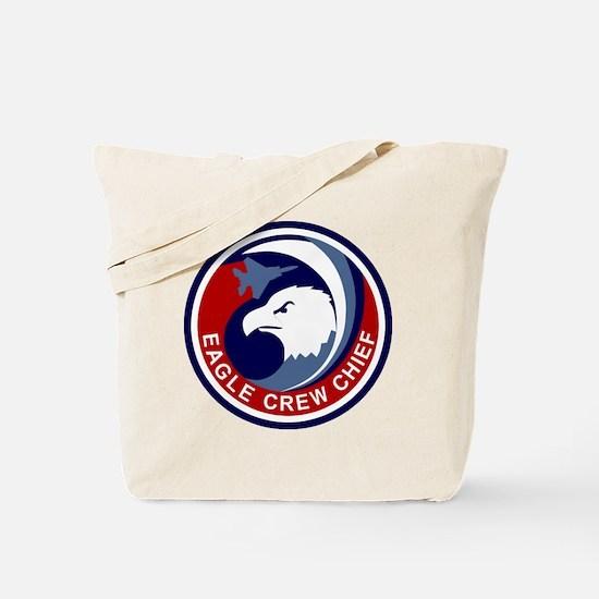 F-15 Eagle Crew Chief Tote Bag