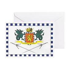 Clan Wallace Greeting Card