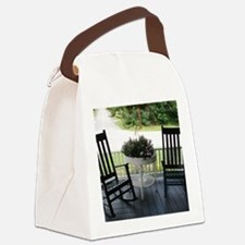 ROCKING CHAIRS™ Canvas Lunch Bag