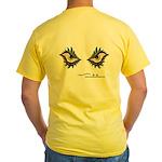Enjoey Eyes - Yellow T-Shirt