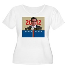 Mitt Romney 2 T-Shirt