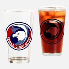 F-15 Eagle Crew Chief Drinking Glass