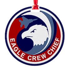 F-15 Eagle Crew Chief Ornament