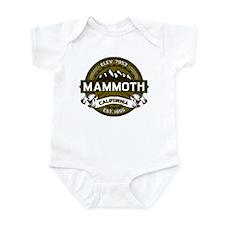 Mammoth Olive Infant Bodysuit
