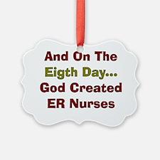 ER Nurses eigth Day Ornament