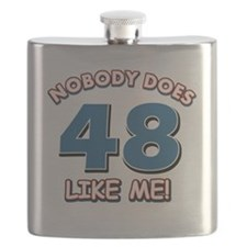 Nobody does 48 like me Flask
