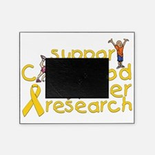 Support Childhood Cancer Research Picture Frame