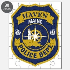 Haved PD logo Puzzle