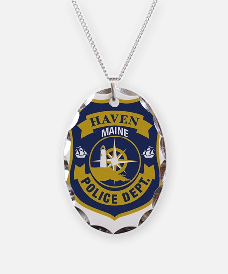 Haved PD logo Necklace