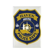 Haved PD logo Rectangle Magnet
