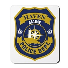 Haved PD logo Mousepad