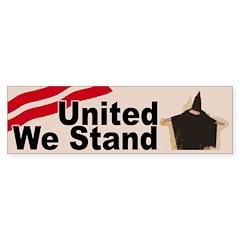 United We Stand (bumper sticker)