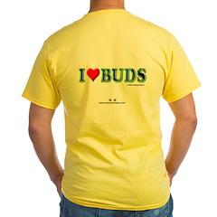 I Love Buds - T