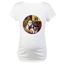 Santa-TriCavalier (B) Shirt