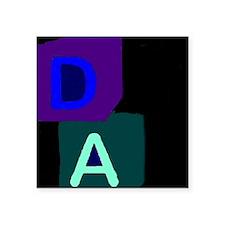 """Dragonborn Square Sticker 3"""" x 3"""""""
