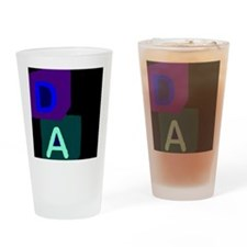 Dragonborn Drinking Glass