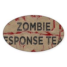 Zombie Response Team Decal