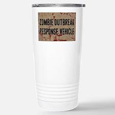 Zombie Outbreak Response Vehicl Travel Mug