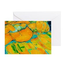 Connection - Mouse Pad Greeting Card