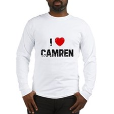 I * Camren Long Sleeve T-Shirt