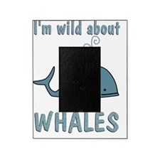 Wild About Whales Picture Frame