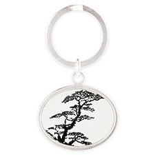 mini_wallet Oval Keychain