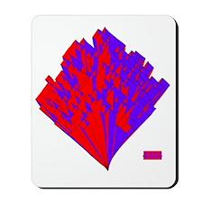 Right Angle Maze Mousepad