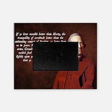 Samuel Adams Picture Frame