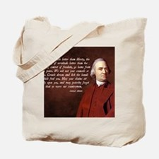 Samuel Adams Tote Bag
