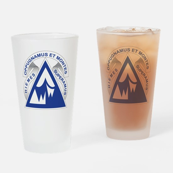 NWTC Drinking Glass