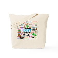 Lost Tote Bag