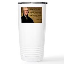 Jefferson Wise Government Travel Mug
